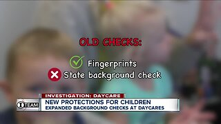 New background checks implemented to protect kids at daycare