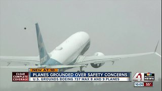 Former pilot offers insight on Boeing 737 Max 8 jets