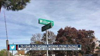 Missing Oildale Woman