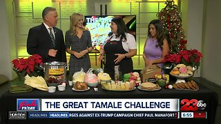 The Great Tamale Challenge: How to make your own tamales