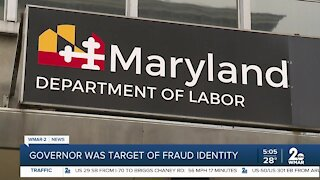 Governor was target of fraud identity