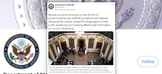 US government launches new help website for human trafficking survivors