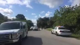 Shots fired investigation in Port Charlotte update from scene