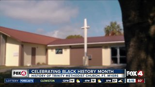 Trinity church history Fort Myers