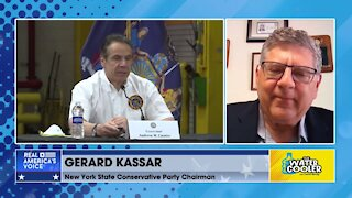 """NYS Conservative Party Chairman: Gov. Cuomo """"is the American Crisis"""""""