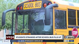 Mother claims CCSD school bus driver left daughter behind