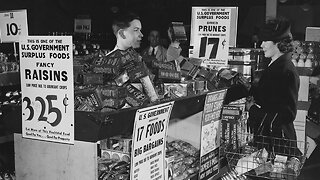 How Did America's Food Assistance Program Get Started?