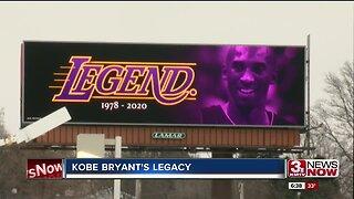 Locals react to Kobe Bryant's death