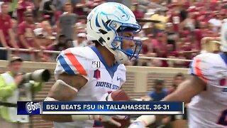 BSU defeats FSU in Tallahassee season opener