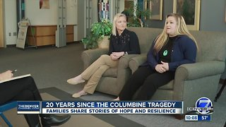 20 years later Columbine community finds 'hope' in healing