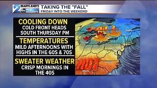 Fall Makes A Return Soon