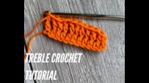 Treble Crochet Tutorial