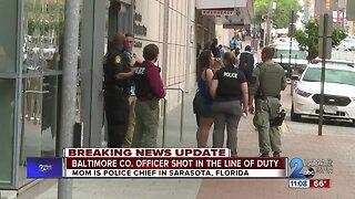 Officer-involved shooting in Parkville