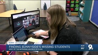 MISSING STUDENT UPDATE
