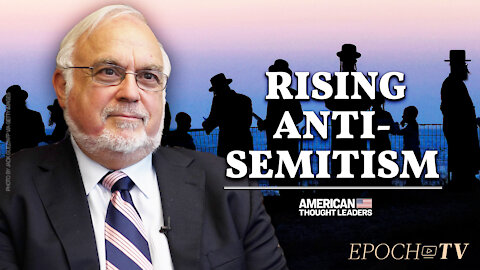 """Rabbi Abraham Cooper: """"To defeat anti semitism you have to so show some courage."""" 