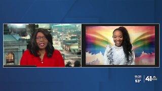 Kansas City, Kansas native makes virtual return home