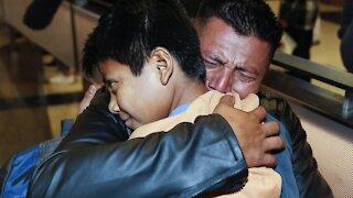 Pres. Biden's Effort To Reunite Border Families: 'We Owe It To Them'