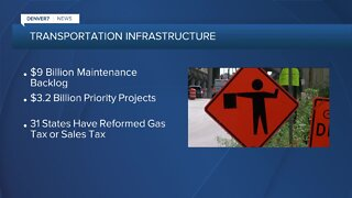 Report: Colorado's transportation infrastructure not keeping up