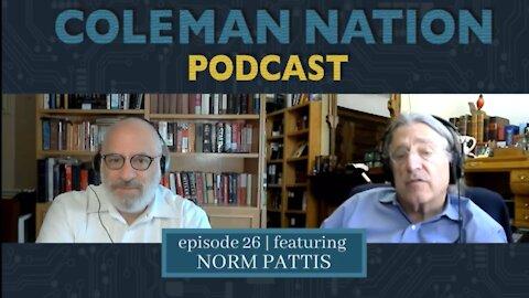 ColemanNation Episode 27 Excerpt: Legendary Trial Lawyer Norman Pattis