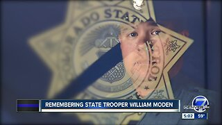 Remembering State Trooper William Moden