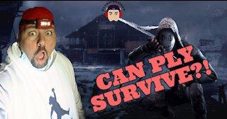 Streamer Scared Stiff Playing Horror Game!