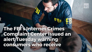 FBI Issues Warning to Workers Who Receive Direct-Deposit Paychecks