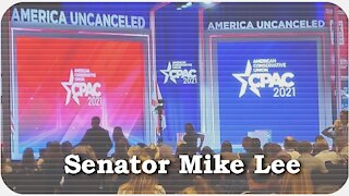 CPAC 2021 * Senator Mike Lee