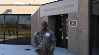 Staff Sgt. Malcolm Greene Equal Opportunity Leaders Course