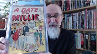 Comic Book Haul #45: CGC Golden Age Comics, Modern Independent Horror, Investing Discussion [ASMR]