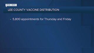 COVID vaccination updates