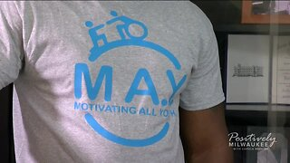 Motivating All Youth: Raising money for families in need