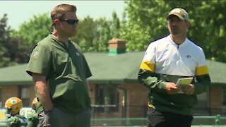 Packers hopeful to have Rodgers at minicamp next week