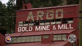 Argo Mine and Mill offers a look back to Colorado's gold rush days