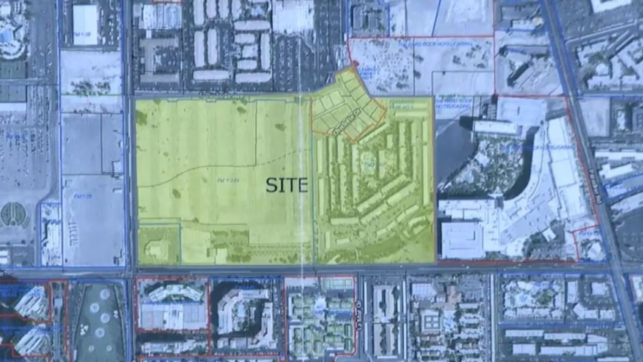 Clark County Commission approves permits for new hotel-casino