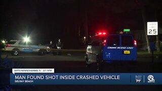 Man killed in shooting in Delray Beach