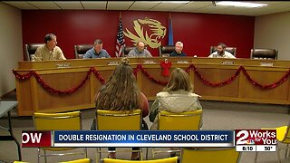 Double Resignation In Cleveland School District