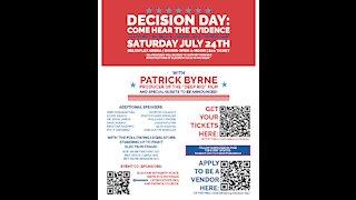DECISION DAY Conference in Grand Rapids Michigan