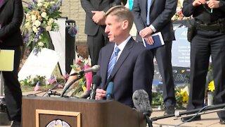 Boulder Police Department, DA provide update on Boulder King Soopers shooting case