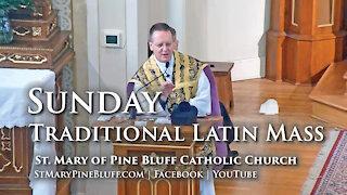 Sermon for Quinquagesima Sunday, Feb. 14, 2021 (TLM)