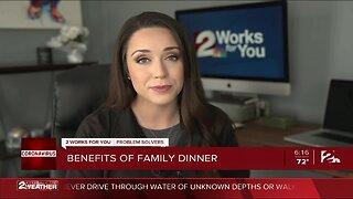 Benefits of Family Dinner