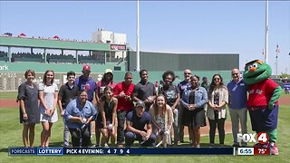 Red Sox scholarship for Lee County students