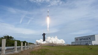 Coming SpaceX Launch Is The First Big Step To Buying A Ticket To Space