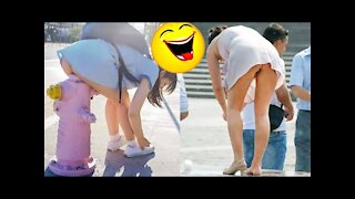 Try Not To Laugh While Watching Funny People