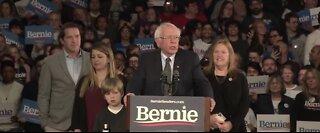 Sen. Bernie Sanders ends presidential campaign