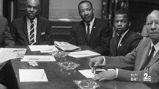 Longtime Baltimore civil rights activist wants Alabama bridge renamed after Rep. John Lewis