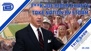 F**K Joe Biden Chants Sweep Nation, George W. Bush Compares Americans To 9/11 Extremists   Ep 249