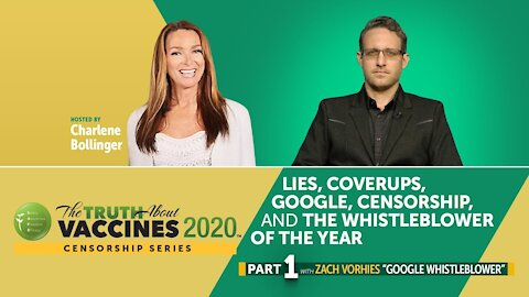 Lies, Coverups, Google, Censorship, and the Whistleblower of the Year: Zach Vorhies (Part 1)