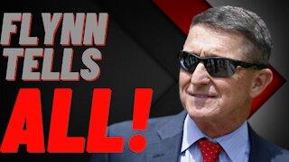 TRUMP CAN RERUN ELECTION !! Michael Flynn tells all!!