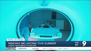 Minding Melanoma: Research and therapies