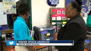 Maker Space Unveiled